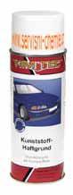 Základní barva na plasty - sprej 400ml KIM-TEC