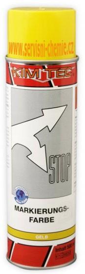 Značkovací barva - sprej 500ml KIM-TEC